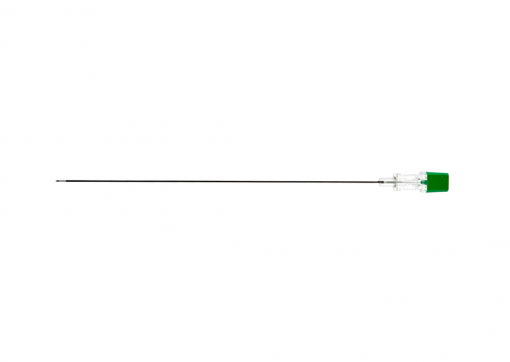 Radiofrequency needle straight